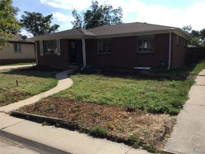 Aurora Single Family Home Active: 581 Elmira Street