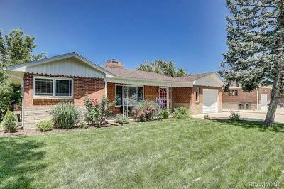 Wheat Ridge Single Family Home Active: 6205 West 47th Avenue