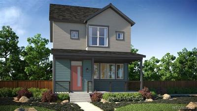 Denver Single Family Home Active: 9379 East 59th Place