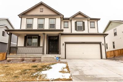 Commerce City Single Family Home Under Contract: 12363 Joplin Street