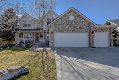 Castle Rock Single Family Home Active: 4394 Bobolink Drive