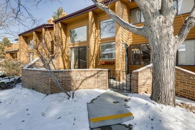 Denver Condo/Townhouse Active: 9400 East Iliff Avenue #373