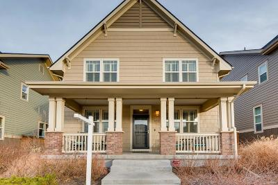 Denver Single Family Home Active: 4972 Uinta Street