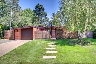 Englewood Single Family Home Active: 3080 South Cornell Circle