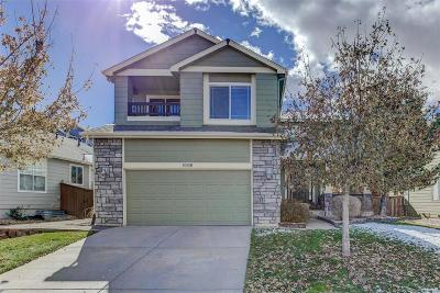 Highlands Ranch Single Family Home Under Contract: 9268 Desert Willow Road