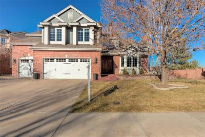Arapahoe County Single Family Home Active: 14083 East Fair Avenue