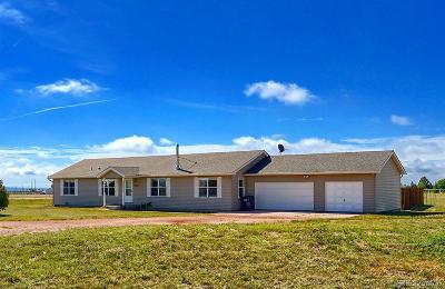 Peyton Single Family Home Active: 17355 McKenzie Road