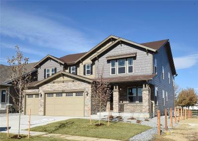 Longmont Single Family Home Under Contract: 2460 Summerlin Lane