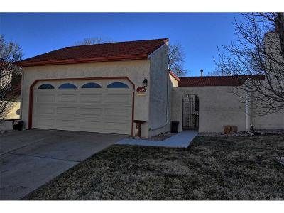 Broomfield Condo/Townhouse Active: 1308 Bosque Street