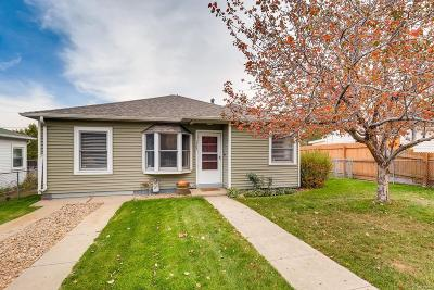 Colfax Ave, East Colfax Single Family Home Active: 1980 Ulster Street