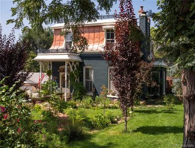Boulder County Single Family Home Active: 255 Pratt Street