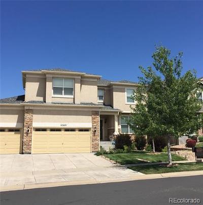 Aurora CO Single Family Home Active: $589,990