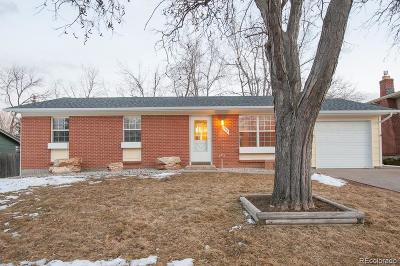 Louisville CO Single Family Home Active: $475,000