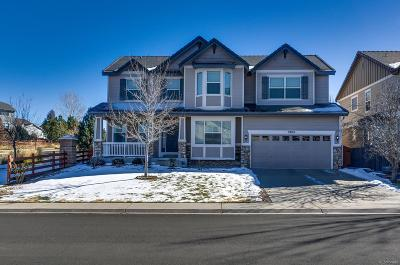 Aurora CO Single Family Home Active: $499,500