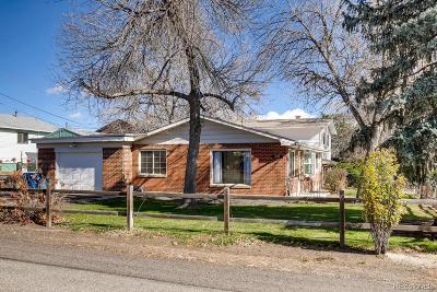 Golden Single Family Home Active: 1310 Nile Street