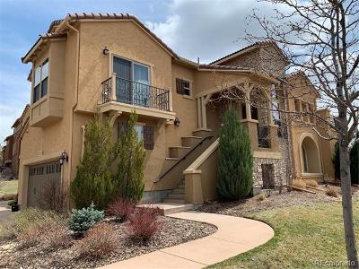 Highlands Ranch CO Condo/Townhouse Active: $639,000