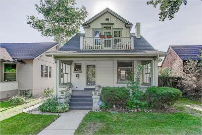 Denver Single Family Home Active: 1164 South Elizabeth Street