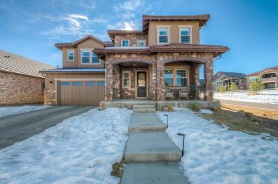 Highlands Ranch Single Family Home Under Contract: 1066 Starglow Place