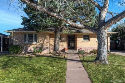 Single Family Home Active: 260 South Kearney Street