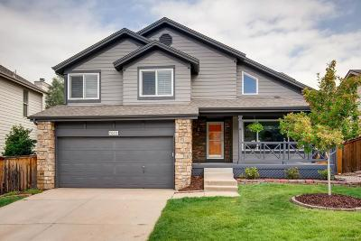 Highlands Ranch Single Family Home Under Contract: 7017 Townsend Drive
