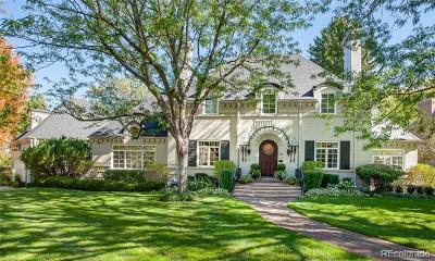 Single Family Home Active: 6 Crestmoor Drive
