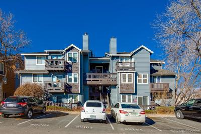 Arvada Condo/Townhouse Under Contract: 7889 Allison Way #202