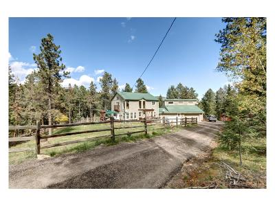 Pine Single Family Home Under Contract: 13732 Jubilee Trail