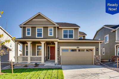 Parker CO Single Family Home Active: $590,350