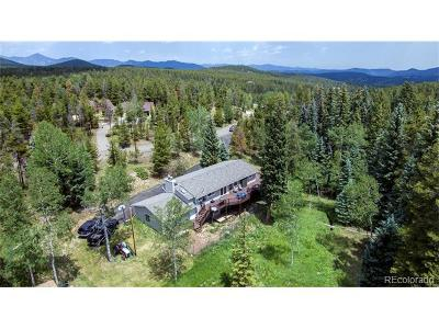 Conifer Single Family Home Under Contract: 9494 Marauder Drive