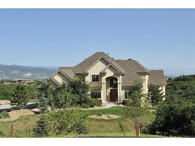 Single Family Home Sold: 3691 Castle Butte Drive