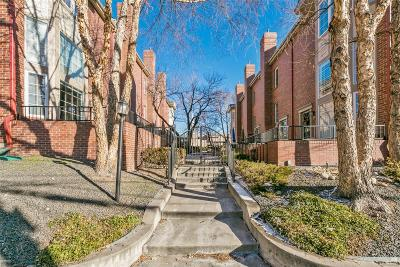 Denver Condo/Townhouse Active: 63 South Harrison Street #I
