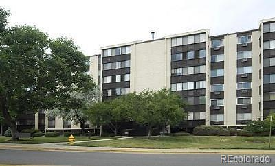 Condo/Townhouse Sold: 3465 South Poplar Street #510