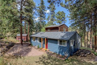 Golden Single Family Home Under Contract: 334 Spruce Road