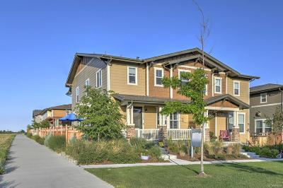 Denver Condo/Townhouse Under Contract: 11183 East 28th Place