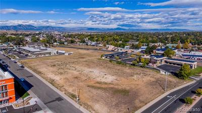 Broomfield Residential Lots & Land Active: 6801 West 118th Avenue