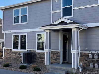 Parker CO Condo/Townhouse Active: $343,500