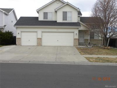 Denver CO Single Family Home Active: $390,000