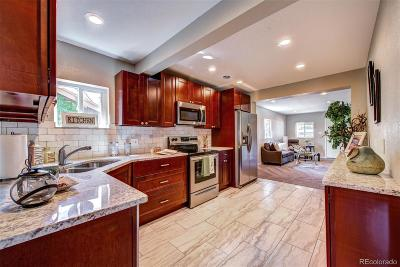Denver Single Family Home Active: 2627 Glencoe Street