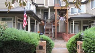 Greenwood Village Condo/Townhouse Under Contract: 6001 South Yosemite Street #H206