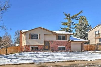 Arvada Single Family Home Under Contract: 6631 Welch Court