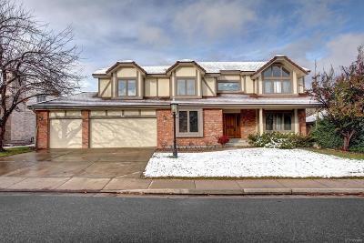 Centennial Single Family Home Active: 8187 South Franklin Court
