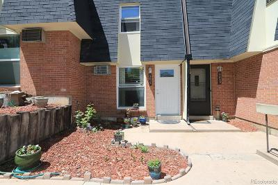Centennial Condo/Townhouse Under Contract: 5815 South Pearl Street