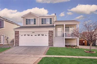Colorado Springs CO Single Family Home Under Contract: $279,000