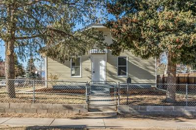 Englewood Single Family Home Under Contract: 3693 South Bannock Street