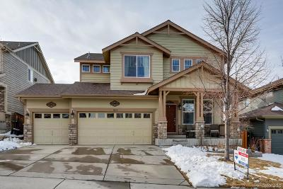 Parker Single Family Home Under Contract: 11853 South Breeze Grass Way