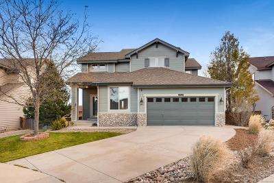 Littleton Single Family Home Active: 9898 South Johnson Way