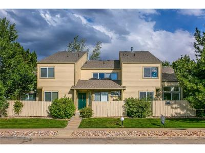Boulder Condo/Townhouse Under Contract: 5124 Buckingham Road