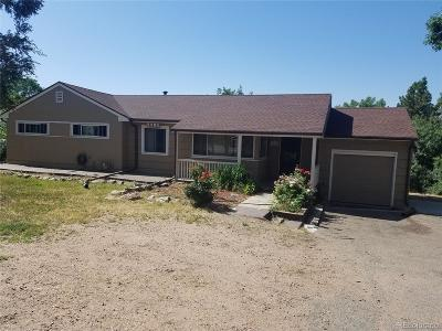 Wheat Ridge Single Family Home Active: 9690 West 38th Avenue