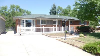 Centennial Single Family Home Active: 7201 South Sherman Street