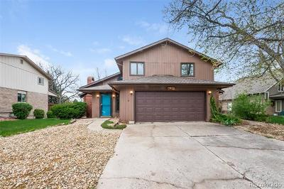 Centennial Single Family Home Active: 3165 East Phillips Drive